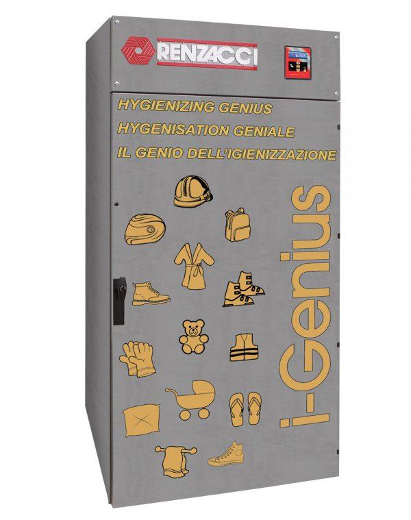 i-Genius Ozone Sanitisation Cabinet